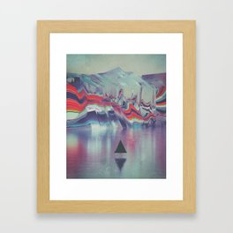 SCRAMJET70 (everyday 01.27.16) Framed Art Print