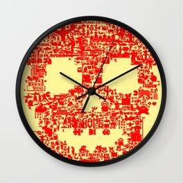 8-bitter Wall Clock