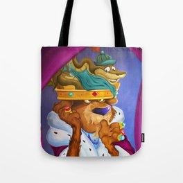 """Prince John & Sir Hiss"" Tote Bag"
