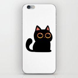 Sticky Cat iPhone Skin