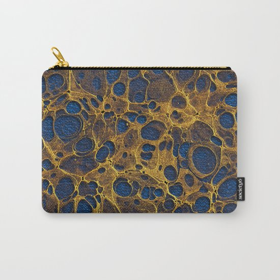 Golden Marble 06 Carry-All Pouch