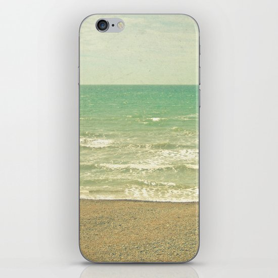 The Sea, the Sea iPhone Skin