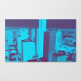 Uber Htown Canvas Print