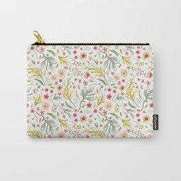 Wildflower Bunch Carry-All Pouch
