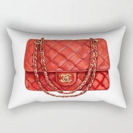 Designer Purse Rectangular Pillow