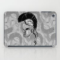 gladiator iPad Cases featuring GLD by karakalemustadi