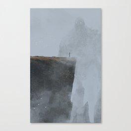 summoner Canvas Print