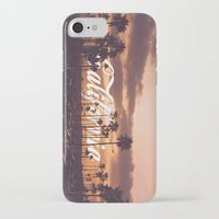 california iPhone & iPod Cases featuring California by thecrazythewzrd