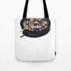writer's ashtray Tote Bag
