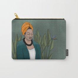 Strelitzia (Wrap) Carry-All Pouch