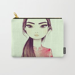 Japan Girl Carry-All Pouch