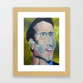 Taliban Republican: Eric Cantor Framed Art Print