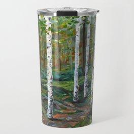 A Walk in the Woods Travel Mug