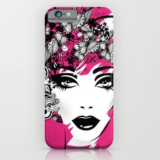 fashion illustration Slim Case iPhone 6s