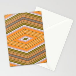 Many Squares Stationery Cards