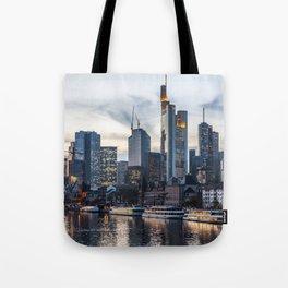 Frankfurt 2 Tote Bag