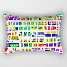 Rainbow 16 Rectangular Pillow