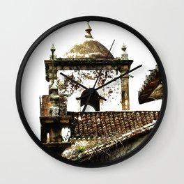 Para Ti 4 Wall Clock