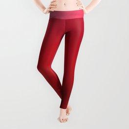 Red explosion Leggings
