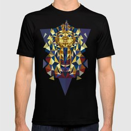 Golden Tutankhamun - Pharaoh's Mask T-shirt
