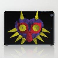 majora iPad Cases featuring Majora by Bradley Bailey