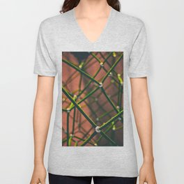 Chemical Connections (Color) Unisex V-Neck