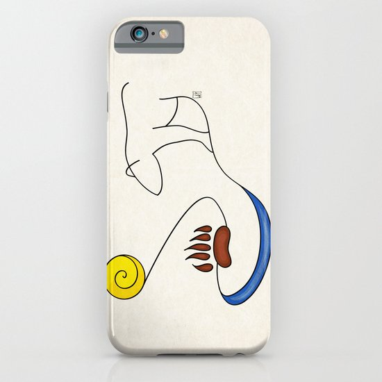 Hike the river iPhone & iPod Case