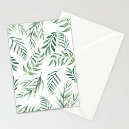 Floating Leaves #society6 #buyart Stationery Cards