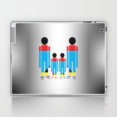 Familly Laptop & iPad Skin