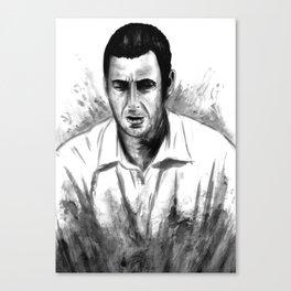 DARK COMEDIANS: Adam Sandler Canvas Print
