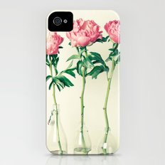 Peony No. 3 Slim Case iPhone (4, 4s)
