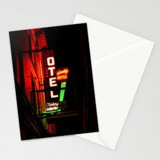 Weekly Rates Stationery Cards