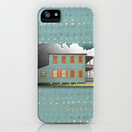 West Indies House iPhone Case