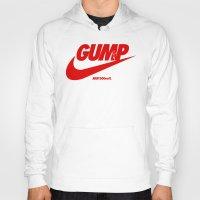 forrest gump Hoodies featuring Gump- JustDoIt III by IIIIHiveIIII