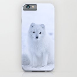 Arctic Fox 2 iPhone Case
