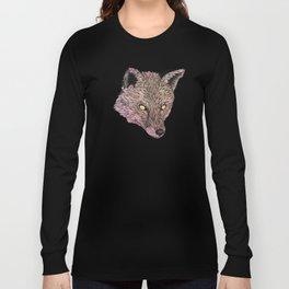 Fox - Golden Eyes Long Sleeve T-shirt