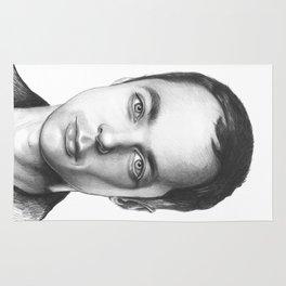 Sheldon Cooper BBT Portrait Rug