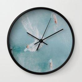 float iii Wall Clock