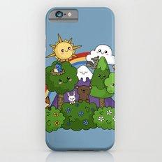 Wilderness Cuteness Slim Case iPhone 6s