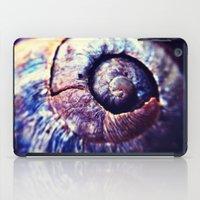 shell iPad Cases featuring Shell by Efua Boakye
