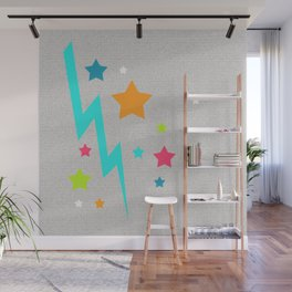 Stacy Starshine Wall Mural