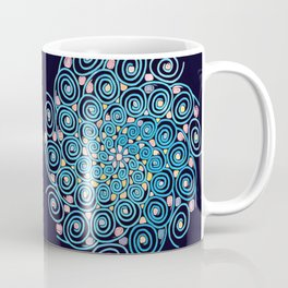 Mandala Duo Coffee Mug