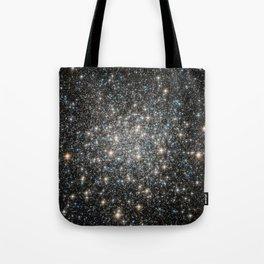Hubble Space Telescope - Globular cluster M 10 Tote Bag