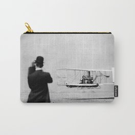 Wright Brothers Carry-All Pouch