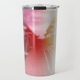 Bleached Bleachers Travel Mug