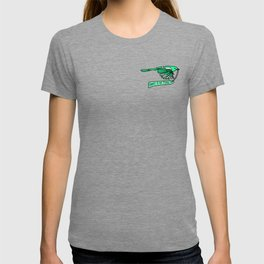 Green Magpie - Humans Against Climate Change T-shirt