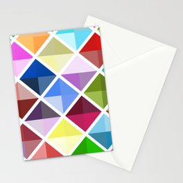 Colored World Stationery Cards