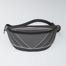 Art deco design IV Fanny Pack