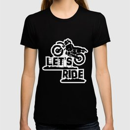 Wanna Ride? T-shirt