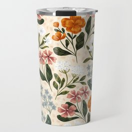 Wild Flowers ~ vol2. Travel Mug